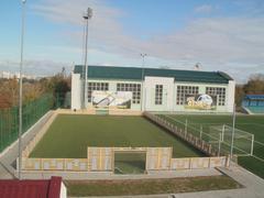 Открытая мини-футбольная площадка